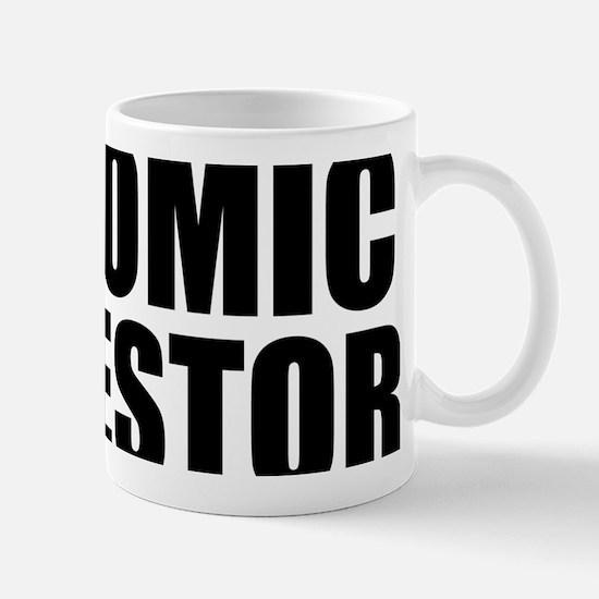 Economic protestor Mug