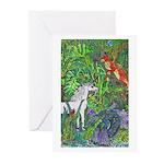 Suprise! Unicorn Greeting Cards (Pk of 10)