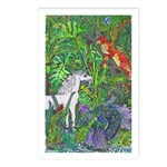 Suprise! Unicorn Postcards (Package of 8)