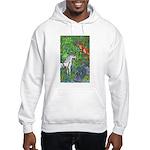 Suprise! Unicorn Hooded Sweatshirt