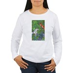 Suprise! Unicorn Women's Long Sleeve T-Shirt