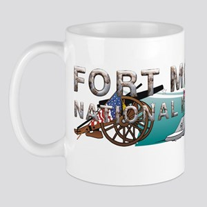 fortmonroecap2 Mug