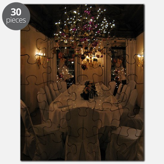 Christmas dining room Puzzle