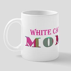 White Cat - MyPetDoodles.com Mug