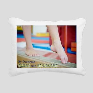 ShineWithStardust Rectangular Canvas Pillow