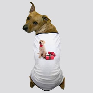 Kozzi-Bow-Tie-Present-Puppy-6610x4958 Dog T-Shirt