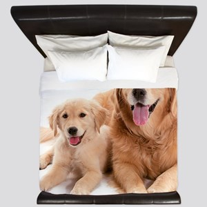 Kozzi-Dog-Buddies-7240x5433 King Duvet