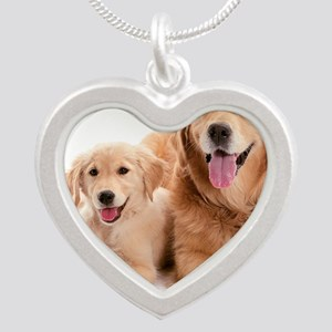 Kozzi-Dog-Buddies-7240x5433 Silver Heart Necklace
