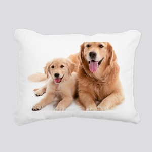 Kozzi-Dog-Buddies-7240x5 Rectangular Canvas Pillow