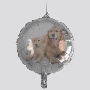 Kozzi-Dog-Buddies-7240x5433 Mylar Balloon
