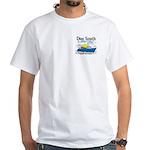 Due South Trout T-Shirt Boat (1) T-Shirt