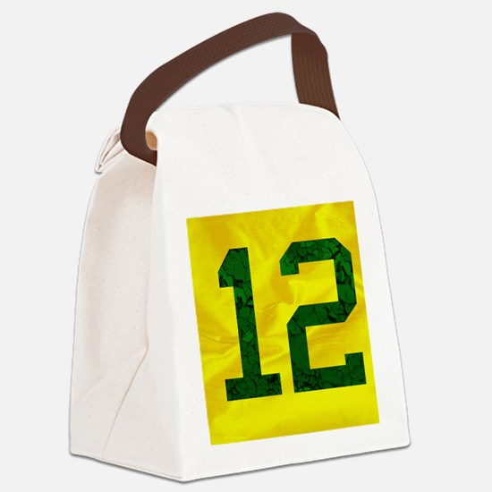 12wallet Canvas Lunch Bag