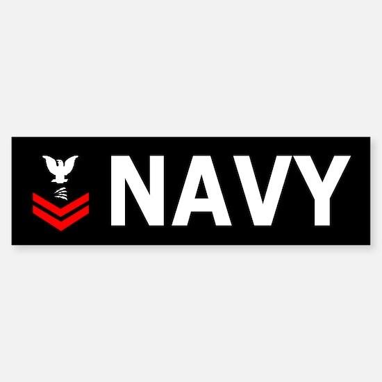 Navy IT2<BR> Bumper Bumper Bumper Sticker