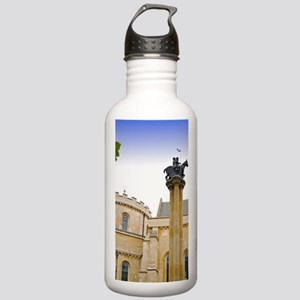 London. The Knight's P Stainless Water Bottle 1.0L