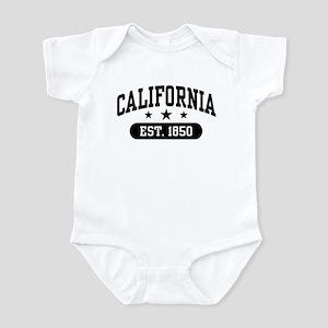 California Est. 1850 Infant Bodysuit
