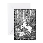 Splash! Unicorn Greeting Cards (Pk of 10)