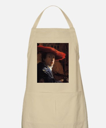 Girl with the Red Hat Apron