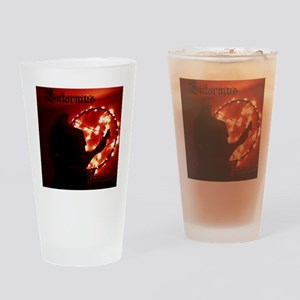HQPromoOneAlbumCover Drinking Glass