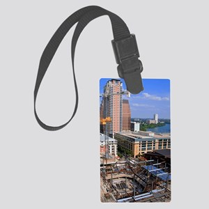 ACL 0416 Poster Large Luggage Tag