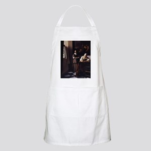 Lady Writing a Letter Apron
