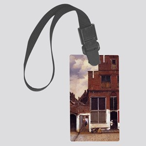 The Little Street Large Luggage Tag
