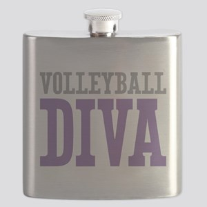 Volleyball DIVA Flask