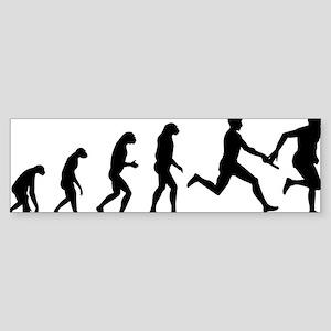 evolution22 Sticker (Bumper)