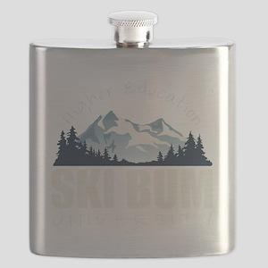 ski bum drk Flask
