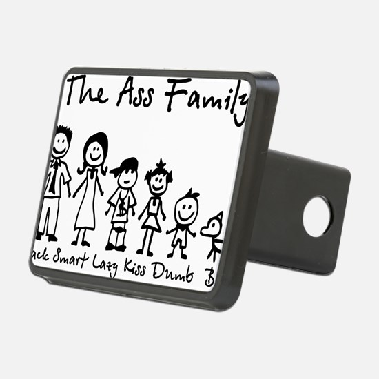 ass family Hitch Cover