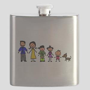 ass family Flask