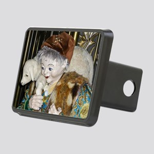 Shepherds_Boy Rectangular Hitch Cover