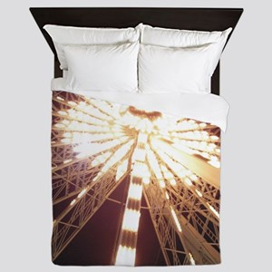 Bigwheel ipad Queen Duvet