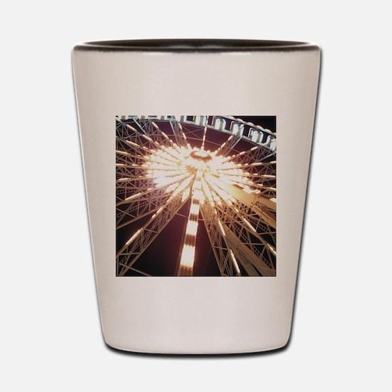 Bigwheel ipad Shot Glass