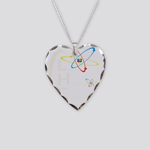 LHC-_INFINITY Necklace Heart Charm