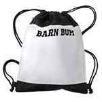 BARN BUM Drawstring Bag