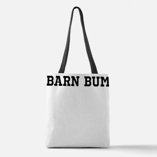 BARN BUM Polyester Tote Bag