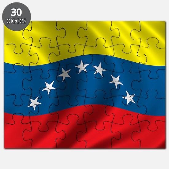 venezuela_flag Puzzle