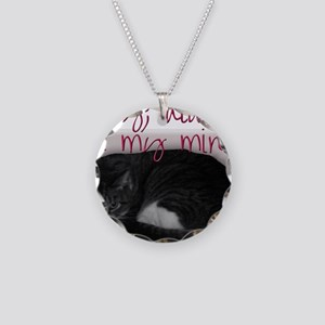 sonny on my mind Necklace Circle Charm