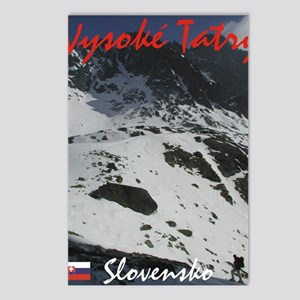 Tatry Postcards (Package of 8)