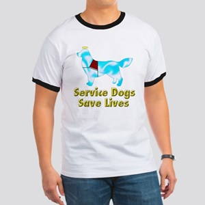 Service Dogs Save Lives Ringer T