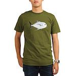 African Pompano c T-Shirt