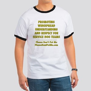 Please Dont Pet Me Mission Statement Ringer T