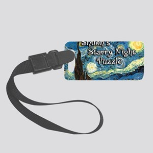 Shilohs Small Luggage Tag