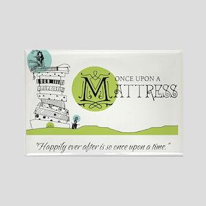 Mattress_Imprint Rectangle Magnet