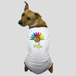 Willie-the-turkey Dog T-Shirt