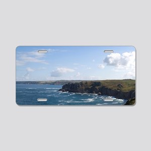 Southernmost tip of England Aluminum License Plate
