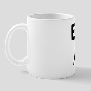FBC Escape Artist Black Mug
