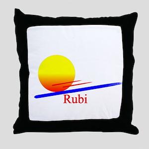 Rubi Throw Pillow