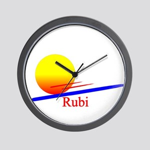 Rubi Wall Clock