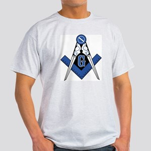 Square and Compasses Light T-Shirt